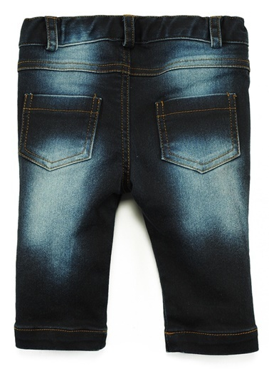 Zeynep Tekstil Pantolon Mavi